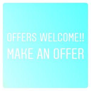 Please make an offer!